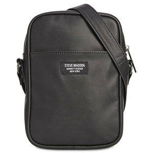 Steve Madden Camera Bag Black Crossbody Strap